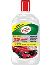Turtle Wax TW52883 Lava-Encera Súper Concentrado, Blanco, 500 ml