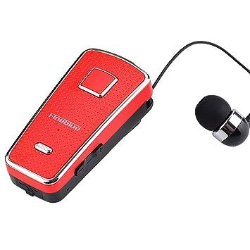 SamMoSon 2019 Mini Auriculares Bluetooth Deportivos Auricular Inalámbrico En La Oreja con Auriculares con Micrófono Mini Auricular Bluetooth: Amazon.es: ...