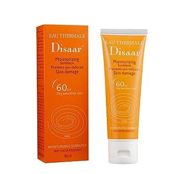 Amazoncom Say No To Sunburn Lotusflower Disaar Beauty Skin Care
