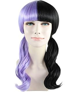 Melanie Martinez Style Popstar Fashion Fancy Dress Wig HW1075
