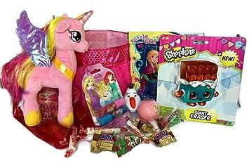 Amazon unicorn easter basket gift set for toddler girls unicorn easter basket gift set for toddler girls unicorn easter basket gift set for girls negle Gallery