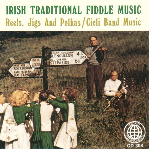Traditional Fiddle Music (Irish Traditional Fiddle Music)