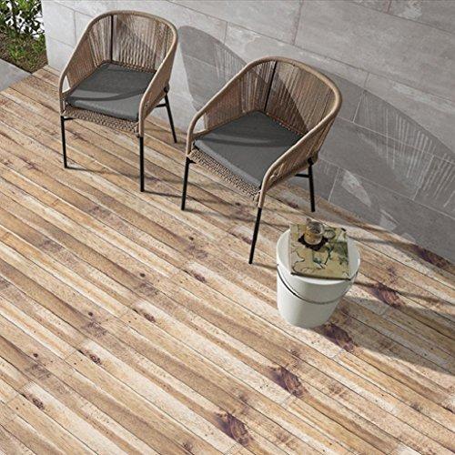 - A roll Waterproof Self Adhesive Tile Art Sticker For Wall,Floor,Bathroom,Kitchen,Drawers,Doors DIY Decor Vinyl,Tuscom (20×500CM, F)