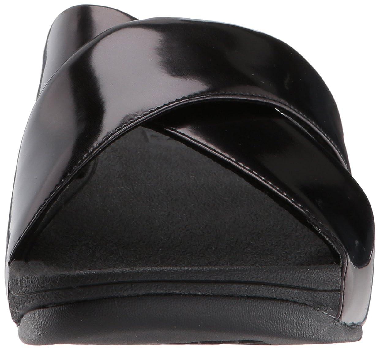 fitflop Women's B0757NLHZ7 Swoop Slide Sandals B0757NLHZ7 Women's Slides bf3cab