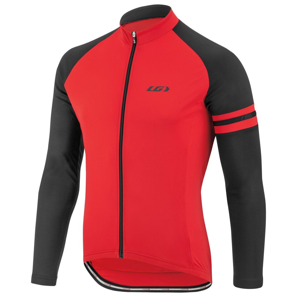 Louis Garneau Evans Classic Fahrrad Langarm Jersey – Herren