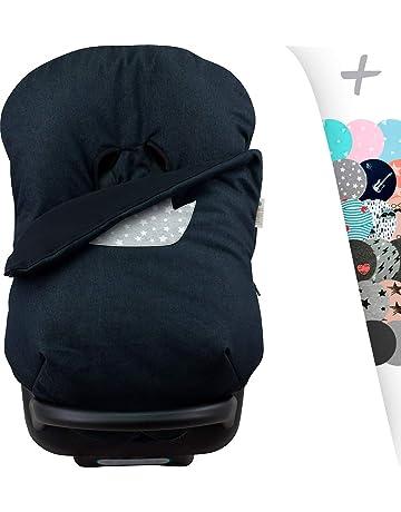 JANABEBE Funda + saco para silla de coche grupo 0 universal