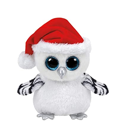 Image Unavailable. Image not available for. Color  Ty Beanie Boos Tinsel - Snowy  Owl ... 0a7d0fce06fd