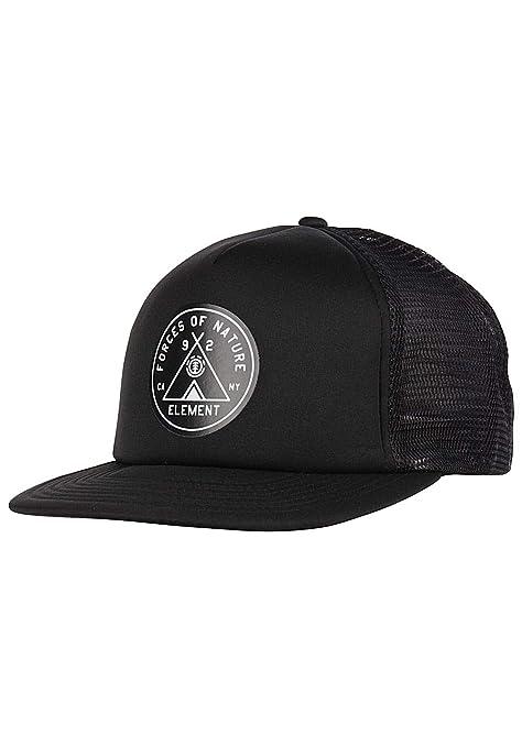 Element - Gorra de béisbol - para Hombre Flint Black Talla única
