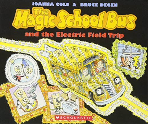 Ms Frizzle Magic School Bus - The Magic School Bus And The Electric Field Trip
