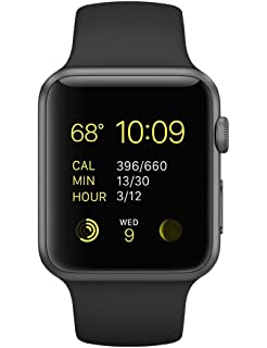 Amazon.com: Apple Watch Series 2 Smartwatch 42mm Space Gray ...