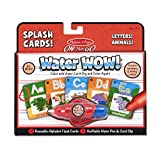 Melissa & Doug On the Go Water Wow! Splash Cards - Alphabet and Animals