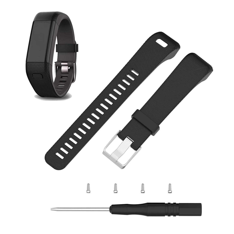 Malla Repuesto Para Reloj Garmin Vivosmart Hr+ Smartwatch