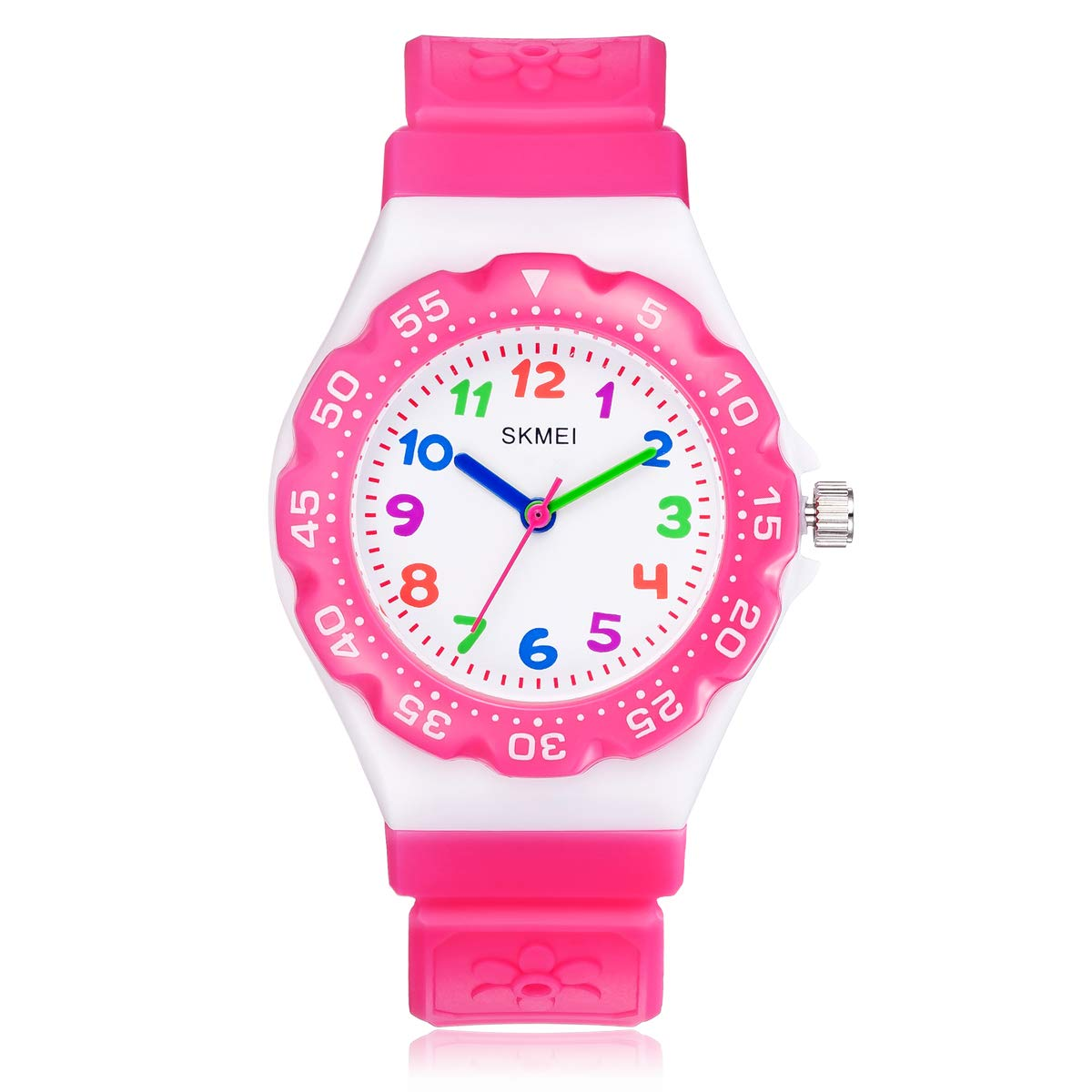 CakCity Kids Watches for Boys Girls Waterproof Analog Quartz Wrist Watch Children Watches by CakCity