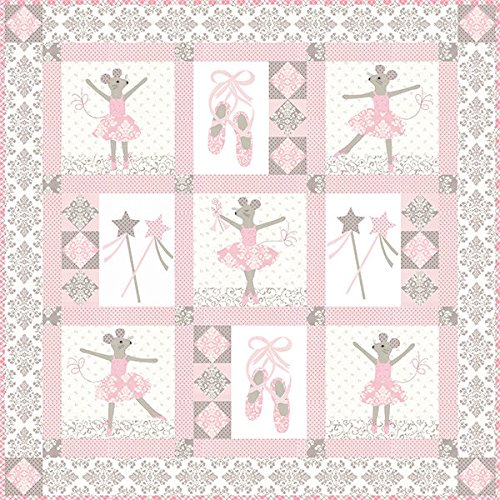 Bunny Hill Designs Twinkle Toes Ballerina Quilt Pattern