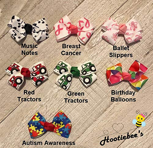 Miscellaneous Tiny Tot Infant Hair Bows