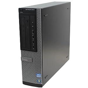 Dell Optiplex 9010 Business Desktop Computer (Intel Quad Core i5 3.2GHz Processor), 8GB RAM, 1TB HDD, DVD, WiFi, HDMI, Windows 10 Professional (Renewed) (9010 1TB WF HDMI)