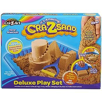 Cra-Z-Art Cra-Z-Sand Deluxe Starter Kit, Color May Vary