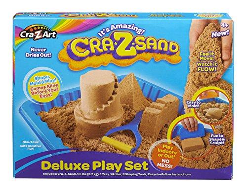Cra Z Art Cra Z Sand Deluxe Starter Color