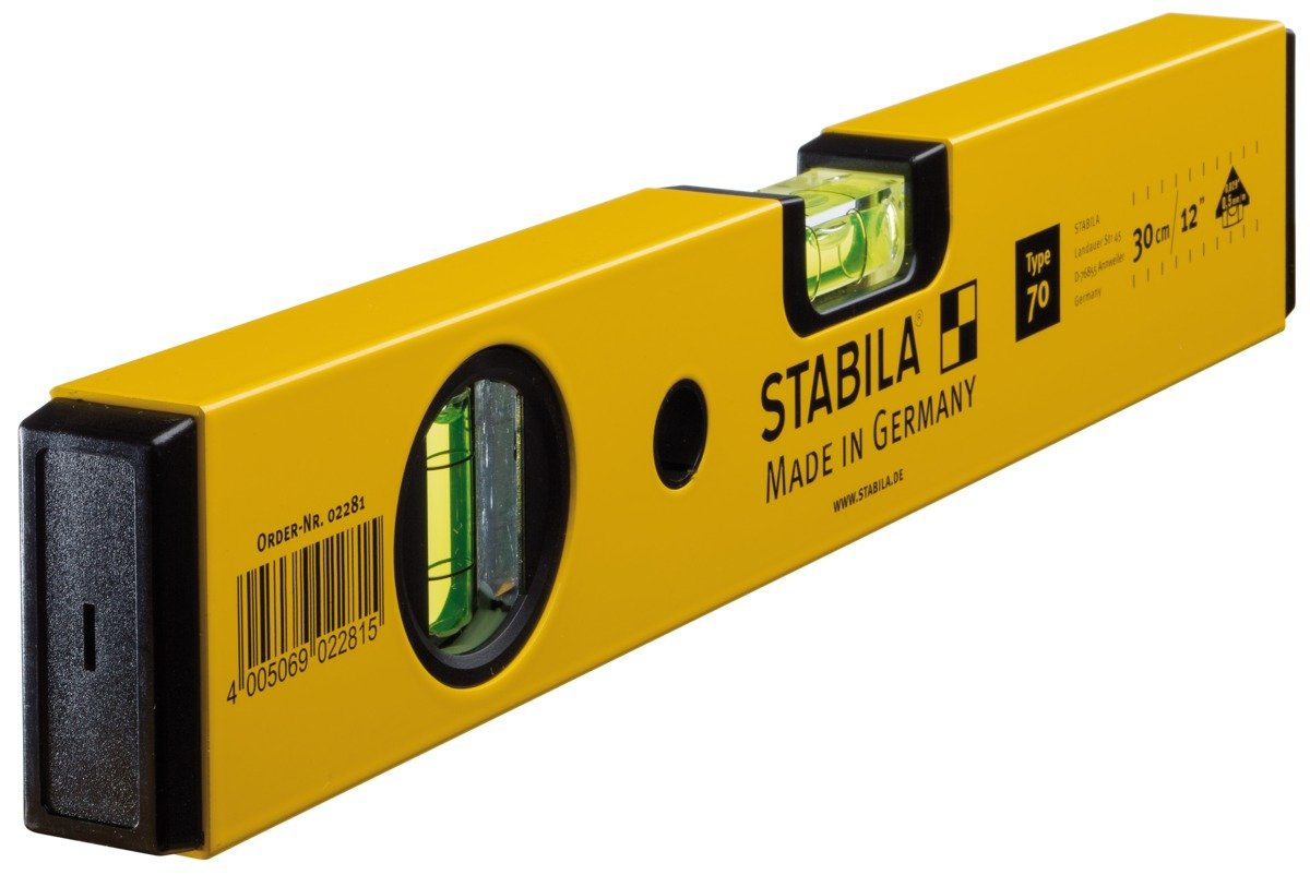 Prima Tools SL9M Torpedo Spirit Level with Magnetic Base Yellow 9