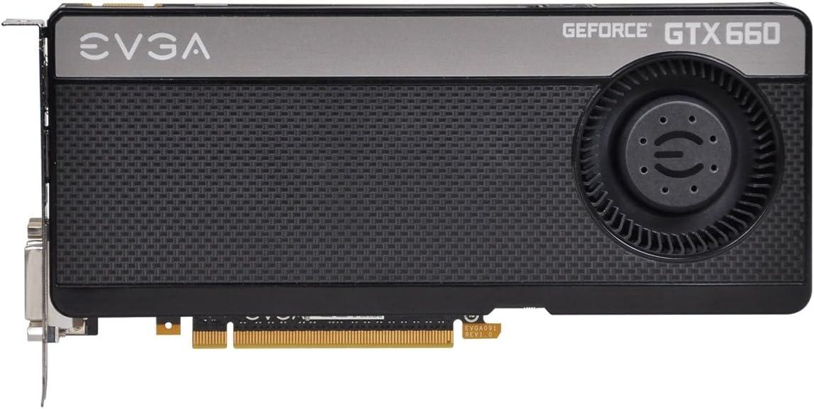 EVGA GeForce GTX 660 SUPERCLOCKED 2048MB GDDR5 DVI HDMI DP Graphics Card 02G-P4-2662-KR