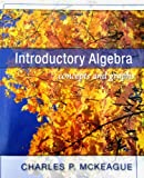 INTRODUCTORY ALGEBRA, Charles P McKeague, 1936368021
