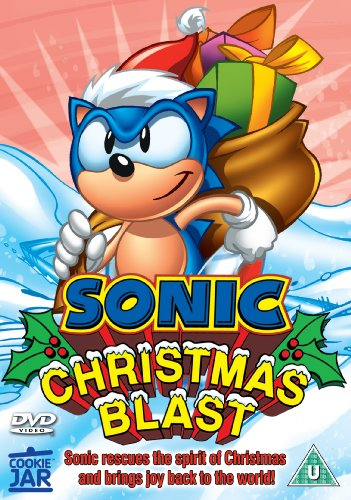 Image result for sonic christmas blast