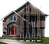 Little Giant 12022 RevolutionXE Multi-Use Ladder, 22-Foot