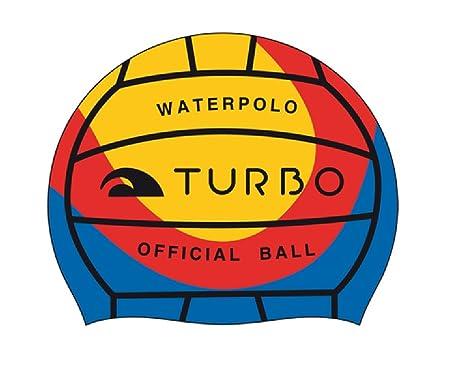 Gorro de natación TURBO WP Fútbol – Agua aspecto