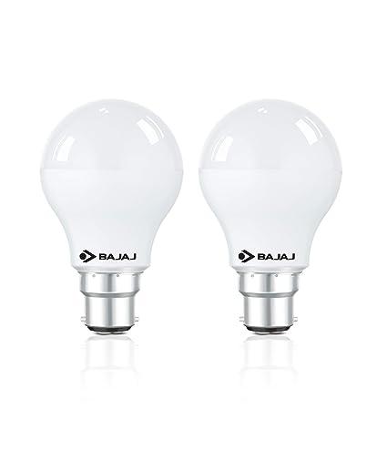 Buy Bajaj B22 9 Watt Led Bulb Cool Day Light Online At Low Prices