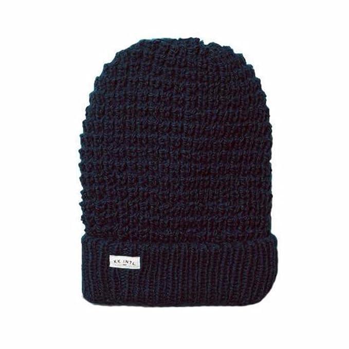 68d2703b46d Krochet Kids Brix Navy Hat Beanie at Amazon Women s Clothing store