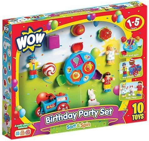 Wow Birthday Party Set