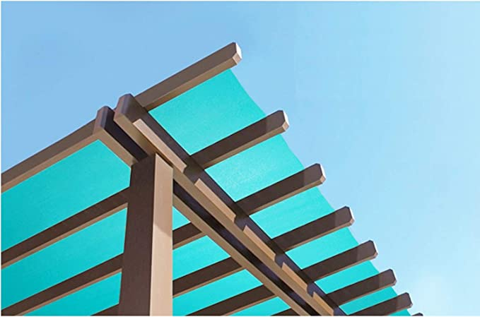 Sail 8 x 24 8/' x 24/' Xtarps Sun Shade Black Color Shade Fabric FJYW MN17-MS50-B0824 50/% Shade Cloth