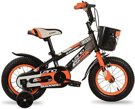 JLASD Bicicleta Bici del Cabrito For 2-10 Años Niñas/Niños, En ...