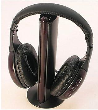 Amazon.com: N75 tarjeta auriculares inalámbricos Marrón ...