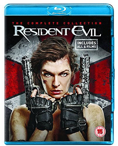 (Resident Evil: The Complete Collection [Blu-ray])