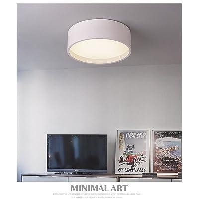 Angeelee Plafond Led Dimmable Lumière Lampe Lumière Créative Chambre