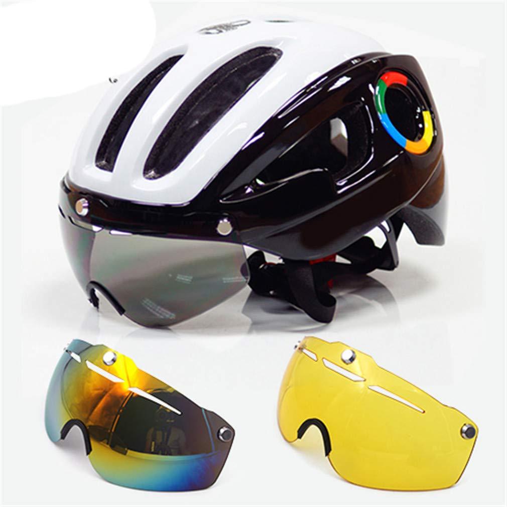 270G Ultraleicht Fahrradhelm Für Männer Straße Mountainbike Helm Linsen Brille Radfahren Ausrüstung 9 Vents