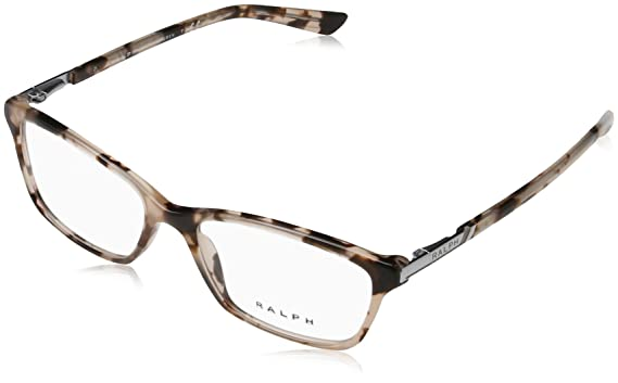 c787a88699 Image Unavailable. Image not available for. Color  Eyeglasses Ralph RA 7044  1143 LIGHT PINK TORTOISE