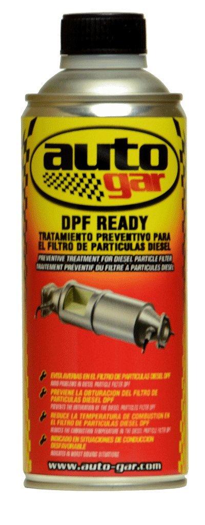 Auto-Gar Dpf Ready Tratamiento Preventivo Para El Filtro De Particulas Diesel 400 Ml