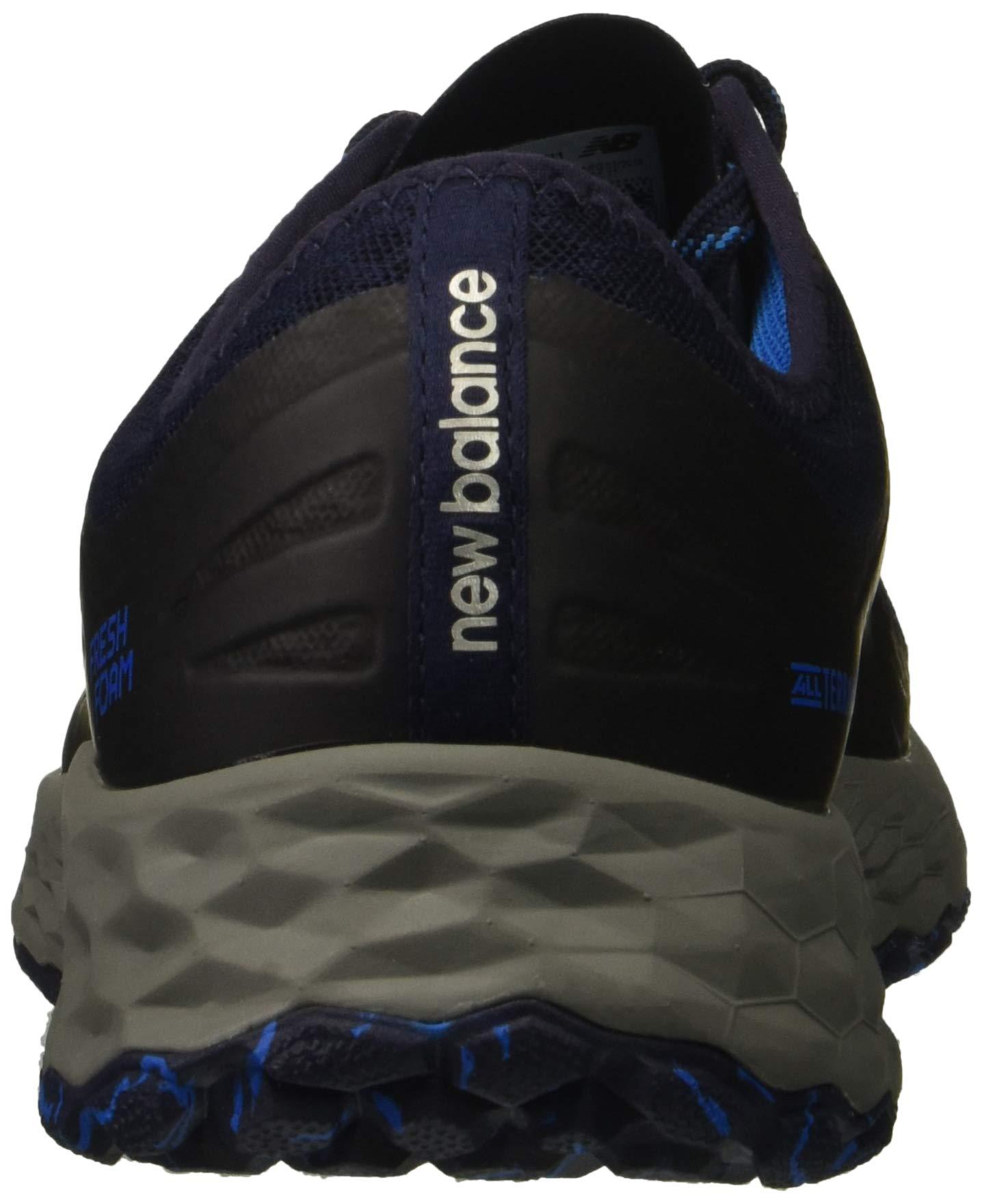 New Balance Men's Kaymin V1 Fresh Foam Trail Running Shoe Pigment/Laser Blue 1.5 D US by New Balance (Image #2)