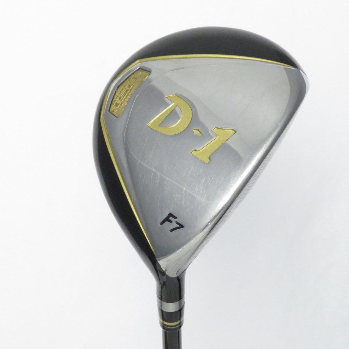 【中古】リョーマ ゴルフ RYOMA GOLF Ryoma D-1 F(メーカー公認中古) フェアウェイウッド Tour AD RYOMA F 【7W】 B07D7V6JFB  R2