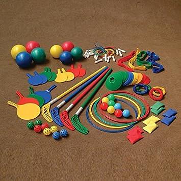 Erste Spiel Kinder Außen Spiel Garten Spiele Multi Farben Team Set