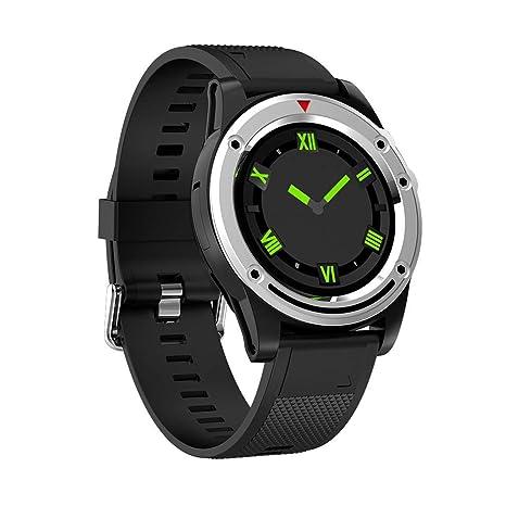 Amazon.com: Reloj inteligente JIEGEGE R18, monitor de ritmo ...