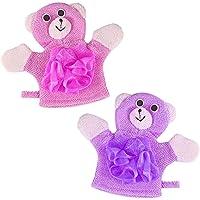 DXB Rocks Cartoon Bath Sponge Glove for Kids
