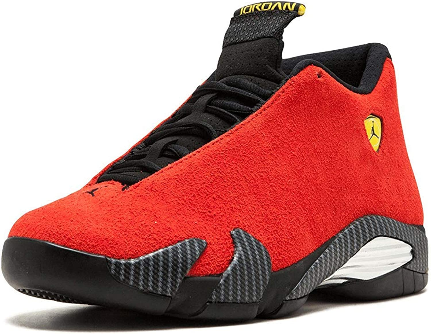 Amazon Com Air Jordan 14 Retro Ferrari 654459 670 Basketball