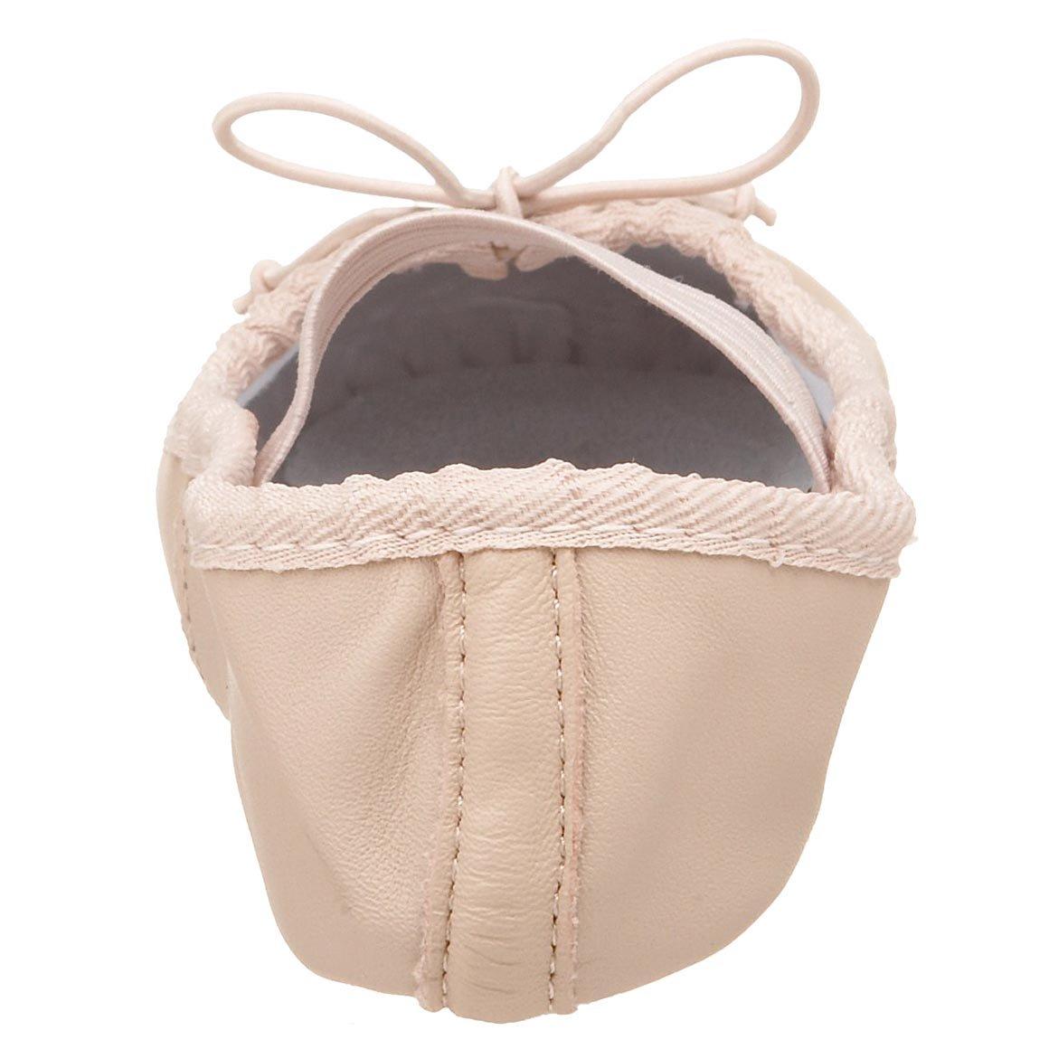 Little Kid//Big Kid Dance Class B411 Leather Ballet//Split Sole
