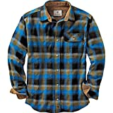 Legendary Whitetails Buck Camp Flannels Cobalt