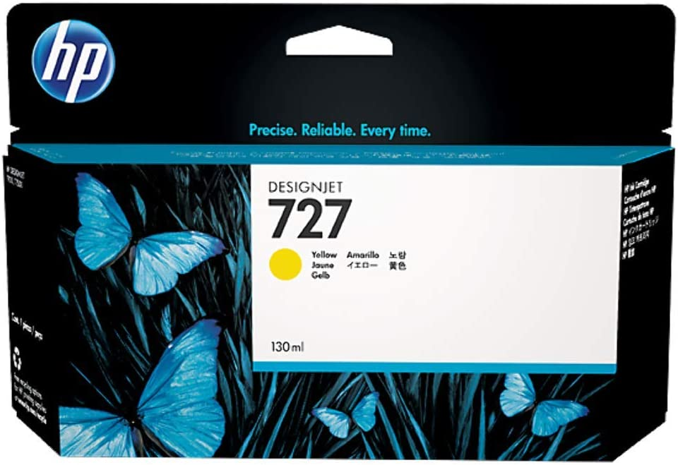 HP 727 (F9J78A) Original Ink Cartridge - Single Pack