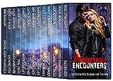 Dangerous Encounters: Thirteen Romantic Suspense Novels (English Edition)