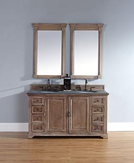 Amazoncom James Martin Providence 72 Double Bathroom Vanity in